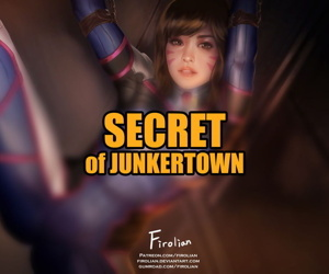 D.Va - Secret of Junkertown..