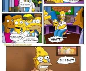 Simpsons hentai the Simpsons Porn