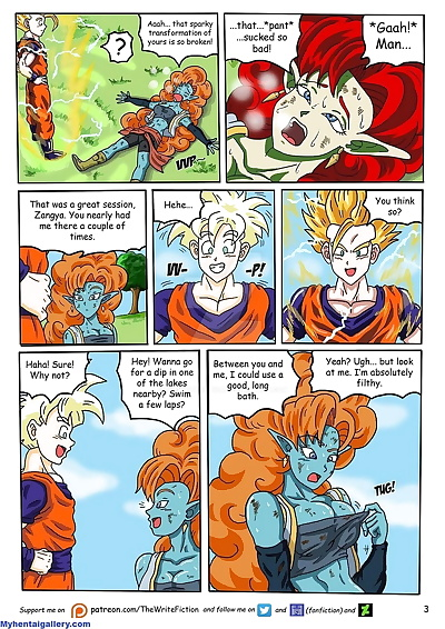 Dragon Ball Z Golden Age -..